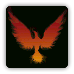 Phoenix icon to link to           the Phoenix page