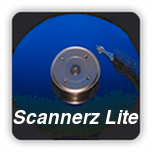 Scannerz icon to link to the Scannerz page