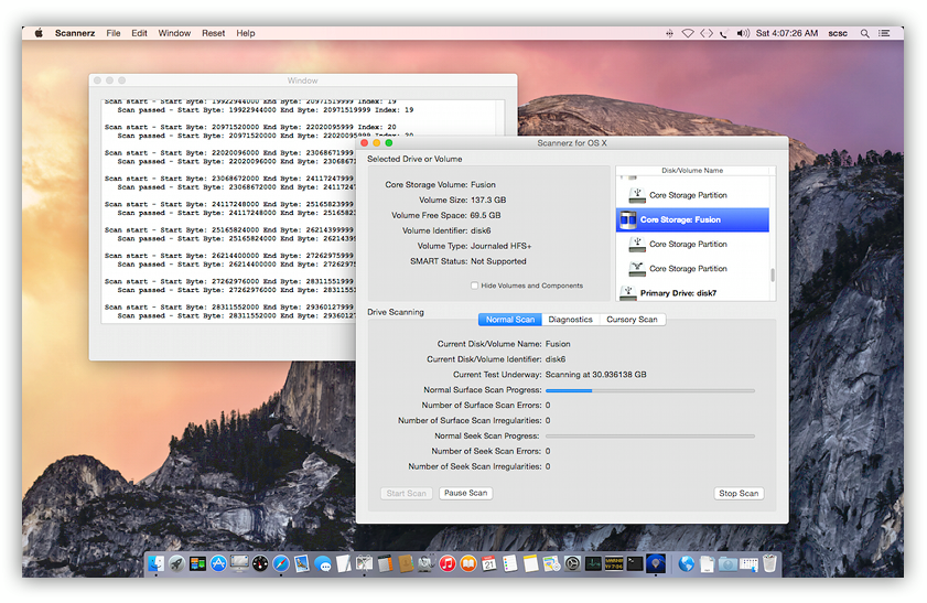 Hdd test for mac